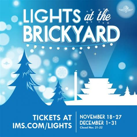 lights at the brickyard tickets tickets for lights at the brickyard on sale now