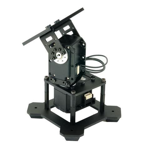 pan tilt mx 28 pan tilt kit for high accuracy high strength pan