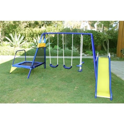 best metal swing set best 25 troline swing ideas on pinterest backyard