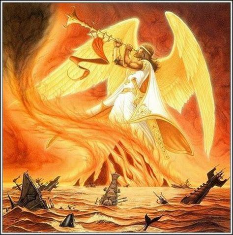 el apocalipsis develado y las trompetas edition books las siete trompetas 8 1 11 19 en el apocalipsis