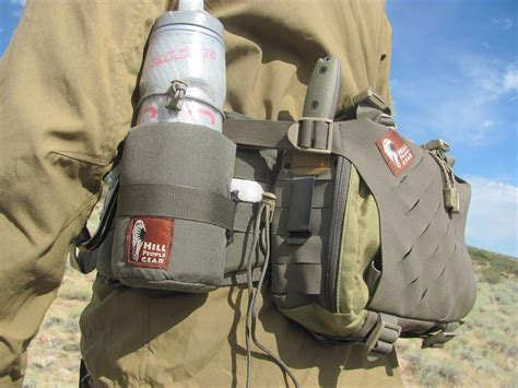 hill people gear  butt pack