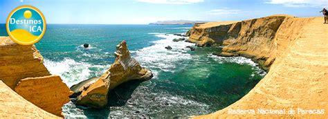 en la reserva nacional de paracas se inicia la temporada de verano y reserva nacional de paracas destinos ica