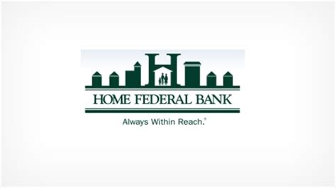 home federal bank corporation fees list health ratings