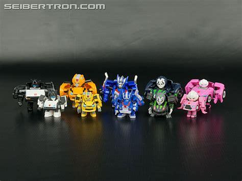 Transformer Mini Q Bumblebee Oprimus Prime Lockdown Ori Takara new galleries q transformers gashapon capsule optimus