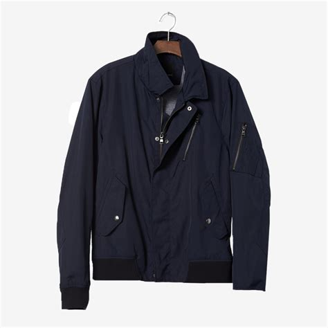 Bomber Riff Kanvas Fit L 8 bomber jackets fit for the gentlemanual a