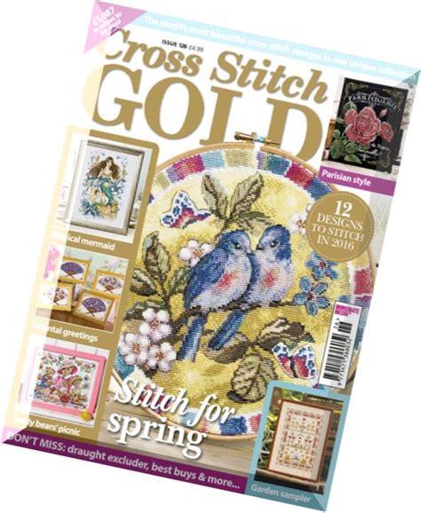 cross stitch gold issue 126 2016 pdf magazine