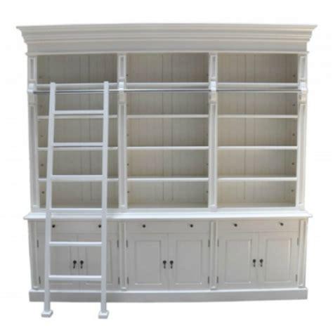 european design french provincial  bay bookcase