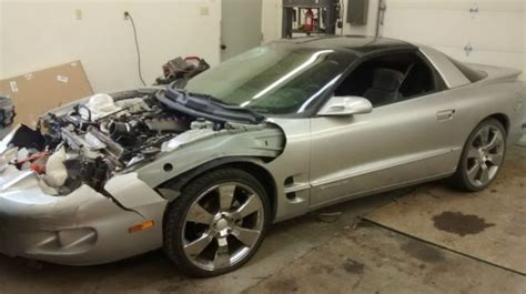 auto manual repair 2001 pontiac firebird transmission control 1998 pontiac firebird formula trans am ls1 350 v8 6 speed wrecked doner car