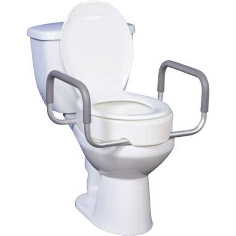 toilet seat with arms raised toilet seat with arms 3 1 2 inch 12402