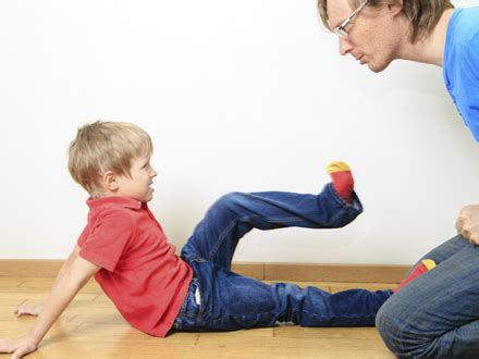 should foster carers learn physical intervention