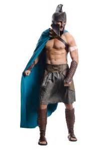 300 spartan halloween costume 300 movie deluxe themistocles costume