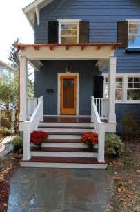 Back Porch Stairs Design 25 Best Ideas About Front Steps On Front Door Steps Front Steps And Front
