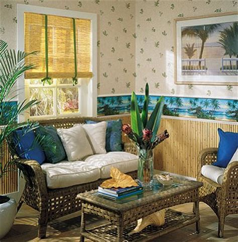 Hawaiian Window Curtains Decorating Theme Bedrooms Maries Manor Tropical Beach