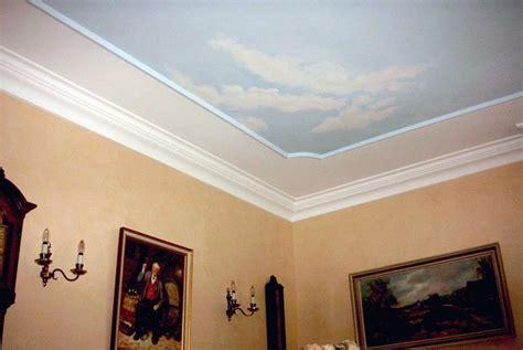 Illusionsmalerei Decke by Wohnideen Wandgestaltung Maler Himmel Malerei Als Decken