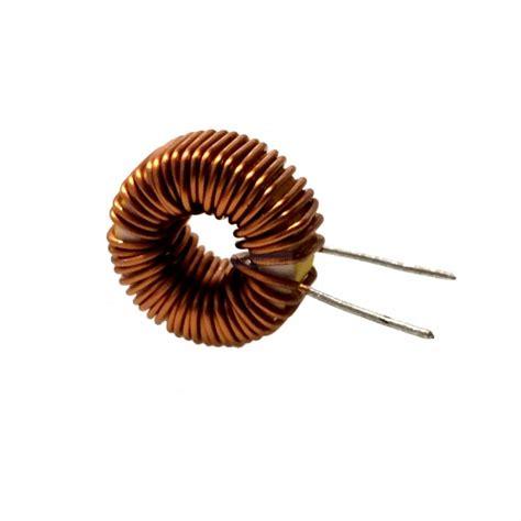 choke rf inductor 2 99 100uh 3a rf choke toroidal inductor tinkersphere