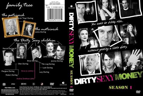 money season 1 tv dvd custom covers