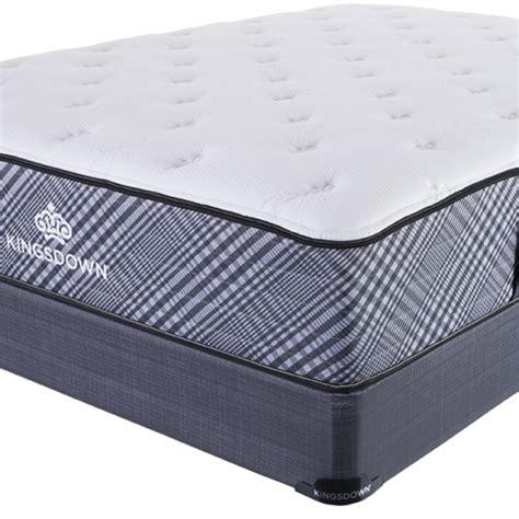 kingsdown kara anniversary collection firm mattress