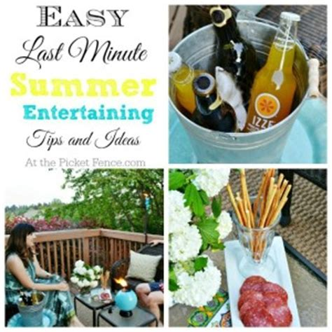summer entertaining menu ideas easy summer entertaining ideas and giveaway