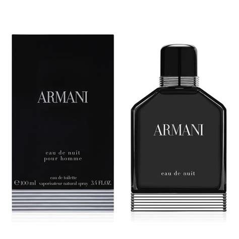 Giorgio Armani Eau De Nuit For Edt 100ml giorgio armani eau de nuit pour homme edt for fragrancecart