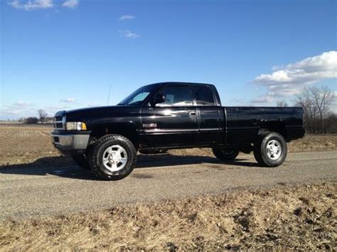 4 Door Second Dodge by Purchase Used 2000 Dodge 2500 4x4 Extended Cab 4 Door In