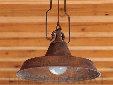 rustic kitchen lighting fixtures kitchen vintage barn pendants pictures decorations