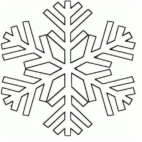 plantilla copos navidad plantillas copos de nieve para manualidades divertidas