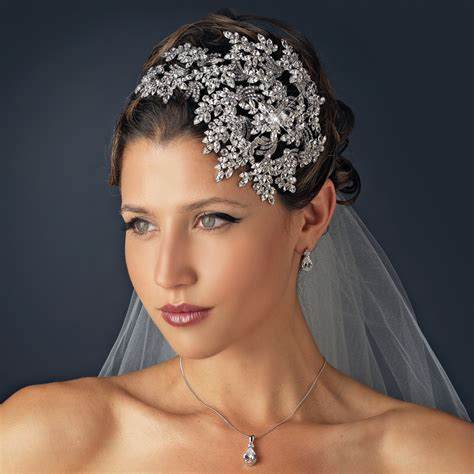 Bridal Headpieces by My Wedding Accents
