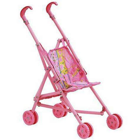 mainan dorongan bayi stroller boneka bayi ijual