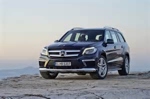 all new 2013 mercedes gl suv revealed autotribute
