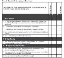 Retail Risk Assessment Template by File Transit Board Self Assessment Form Jpg