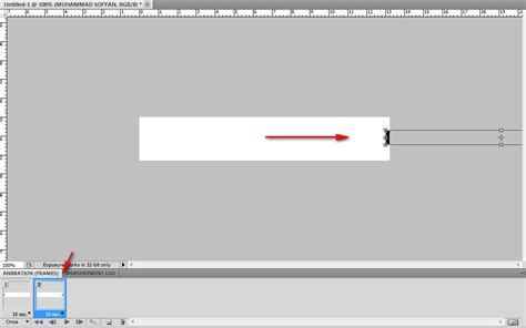 membuat tulisan bergerak di html foto image membuat tulisan bergerak gif dengan photoshop