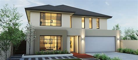 Merganser 2 Storey Perth Home Design House Plans