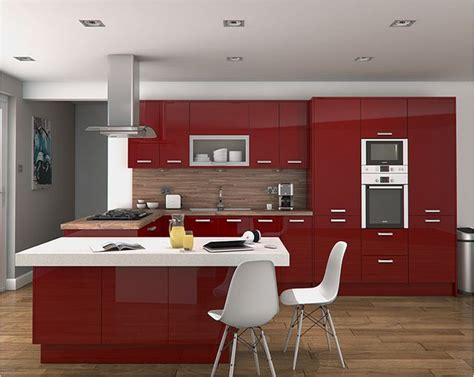 kitchen units designs 17 best images about gloss kitchens on high