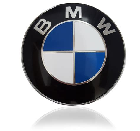 Bmw Emblem Replacement by High Quality Replacement Emblem Standard 82mm Diameter