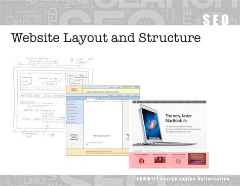 web design layout and composition website layout and structure