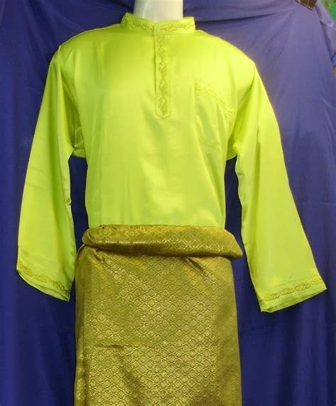 Material Kain Baju Nikah Lelaki busana megawati contoh sepasang baju pengantin