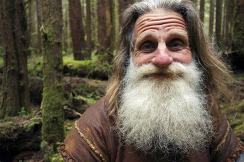 is mick dodge fake or real? does he get paid, live in a house