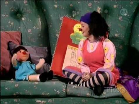 the big comfy couch show the big comfy couch a tale of 5 cities