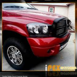 new for all 2006 2007 2008 dodge ram 1500 2500 3500 black