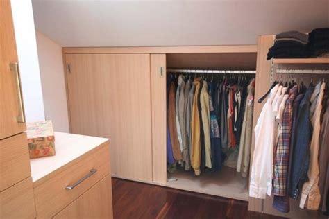 cabina armadio mansarda cabina armadio in mansarda