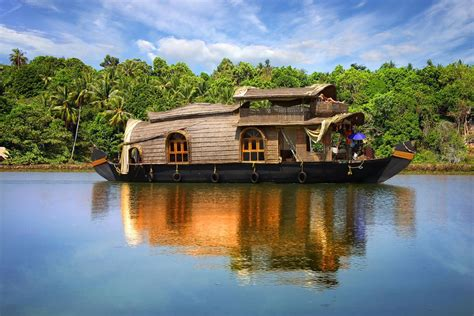 kerala india boat house ten unusual honeymoon destinations