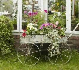decoraci 243 n de estilo vintage para jardines