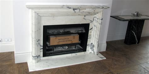 Fireplace Marble by Fireplace Calacatta Marble Stonemasons Melbourne