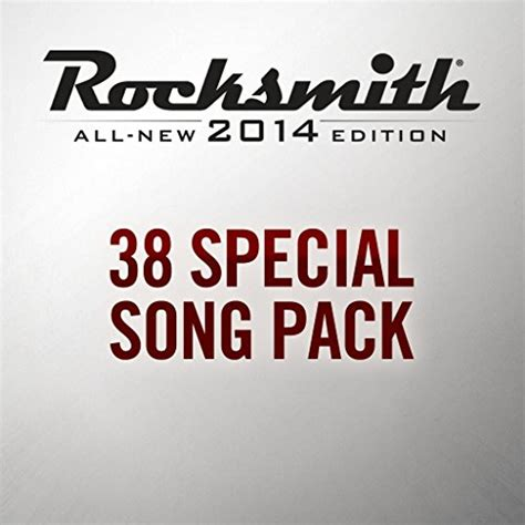 special songs 2014 rocksmith 2014 38 special song pack ps4 digital code
