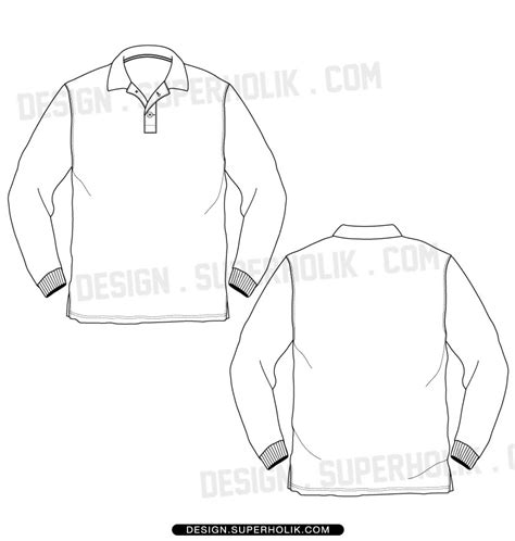 polo shirt template fashion design templates vector illustrations and clip