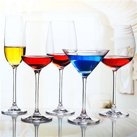 barware glasses types red wine glasses types pictures to pin on pinterest