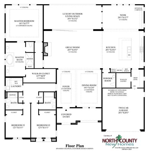 robertson 100 floor plan the bluffs at robertson ranch floor plans new homes in
