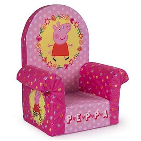 peppa pig armchair 17 best ideas about high back chairs on pinterest open s
