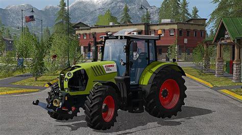claas arion series v2 0 fs17 farming simulator 17 mod fs 2017 mod