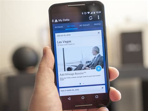 fly delta    airlines android app   needed makeover android central